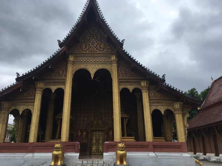 Wat Sene- Luang Prabang1