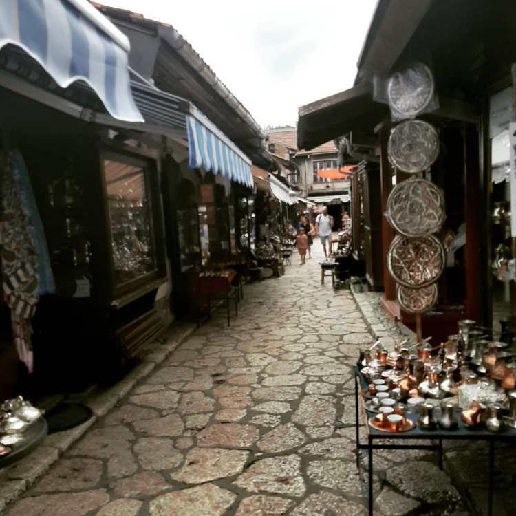 Sarajevo ponto de encontro de culturas