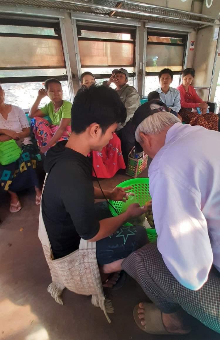 Yangon Bem Vindos a Myanmar