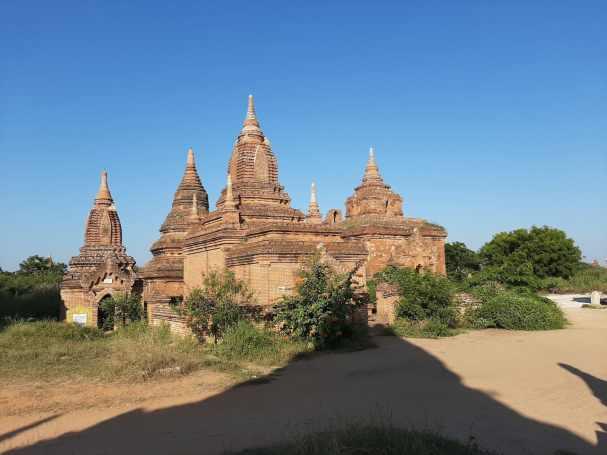 Bagan Templos