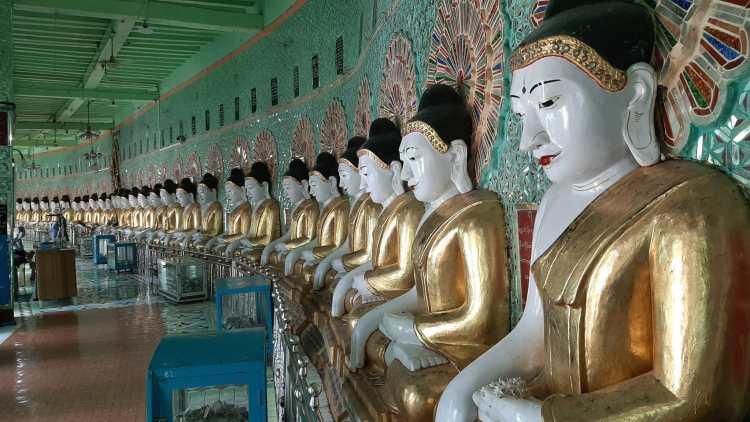 colina de Sagaing