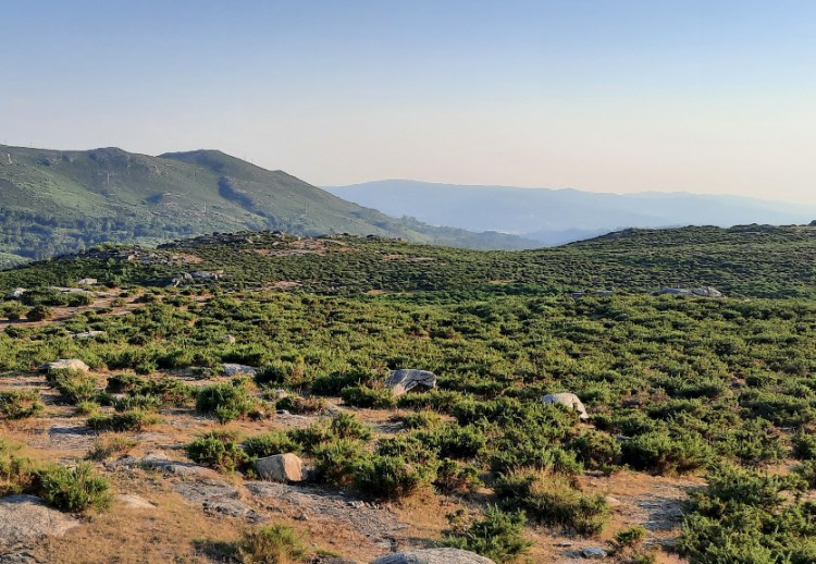 Parque Nacional da Peneda-Gerês. Porta Mezio