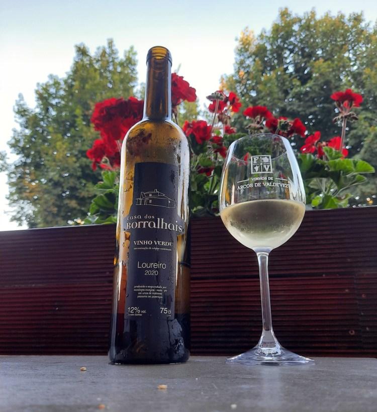 Vinho Verde de Arcos de Valdevez.