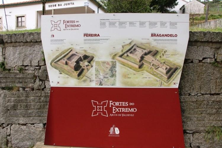 Arcos de Valdevez. Fortes do Extremo