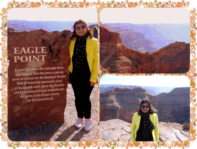 Eagle Point, Grand Canyon West Rim, Travel Realizations, Testimony of Nature's Patience - Grand Canyon in Arizona, USA, Grand Canyon