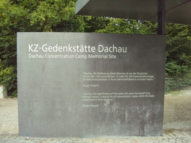 Dachau Concentration Camp Memorial Site, Travel Realizations