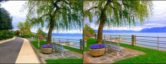 Travel Realizations, A journey with Jane Austen along the shores of Lake Geneva, Switzerland