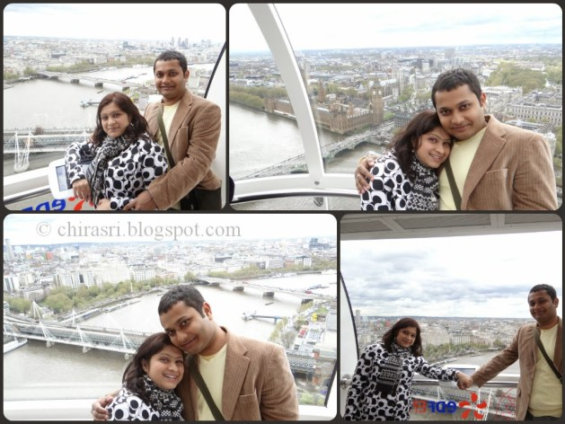The London Eye, Travel Realizations
