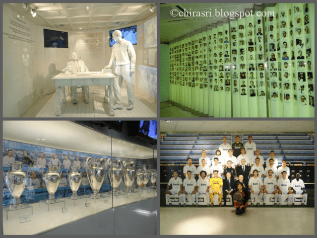 Travel Realizations, Real Madrid Club, Santiago Bernabeu Football Stadium , football