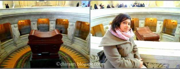 Travel Realizations, The Tomb of Napoleon Bonaparte