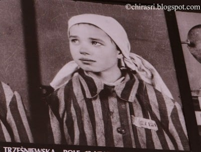 Travel Realizations, The concentration camp in Auschwitz, Poland