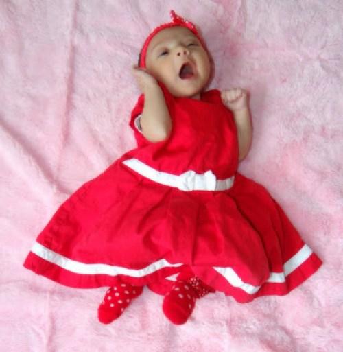 My daughter Chirantana