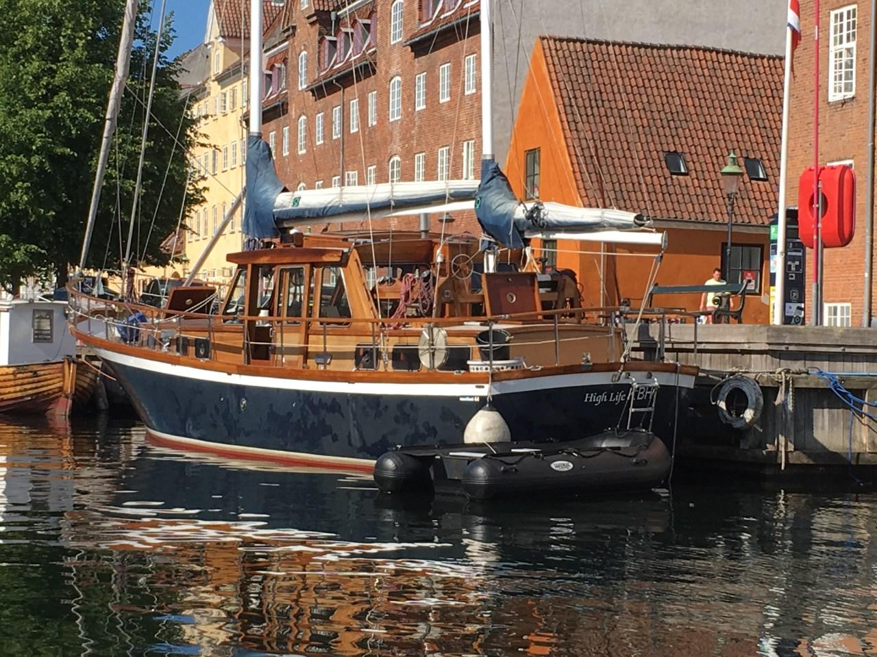 Houseboat, Copenhagen