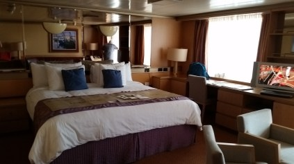 Stateroom Oosterdam