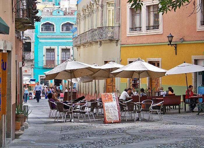 Best Outdoor Plazas in San Miguel de Allende and Guanajuato City