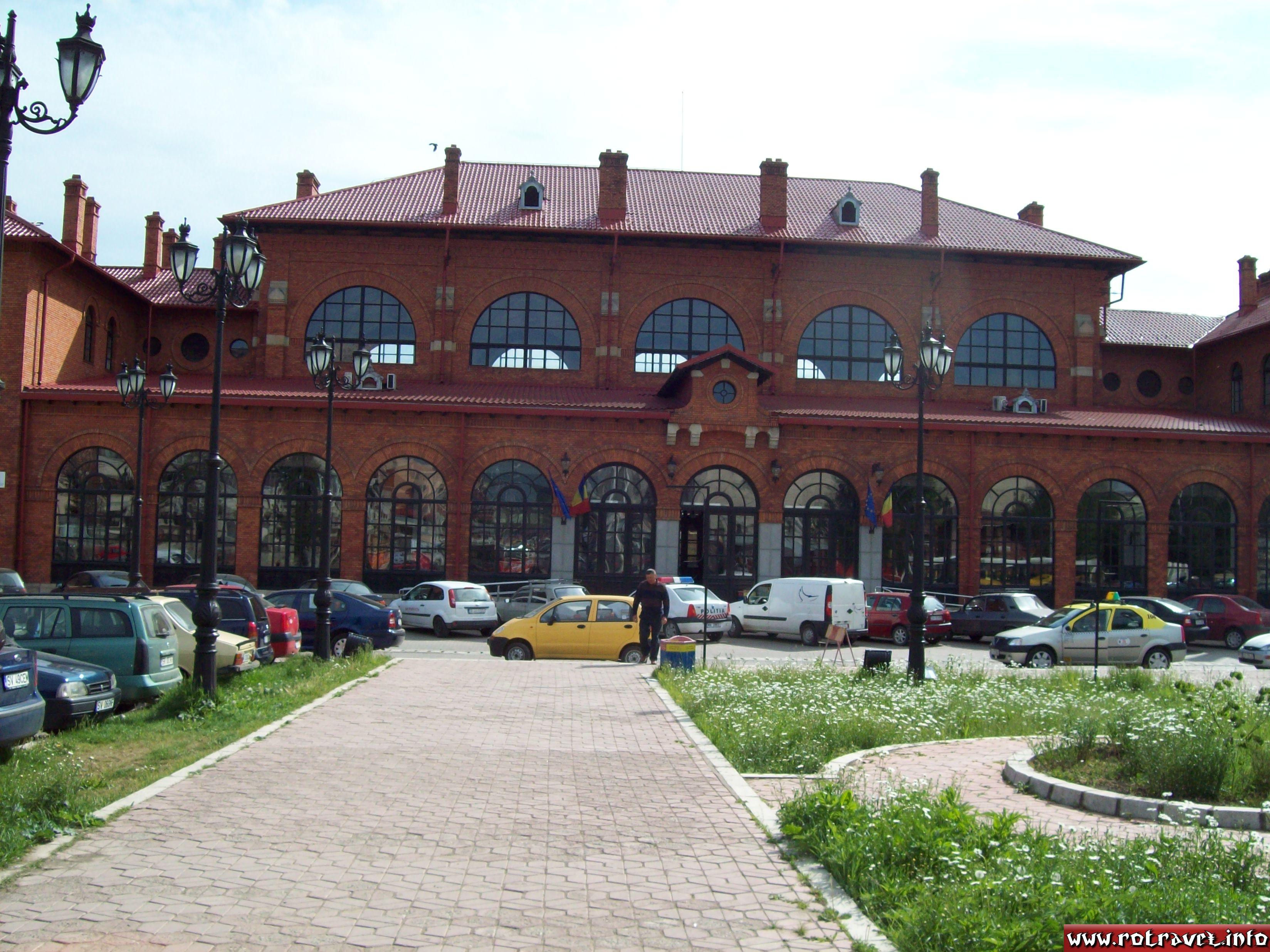 Suceava-Burdujeni railway station
