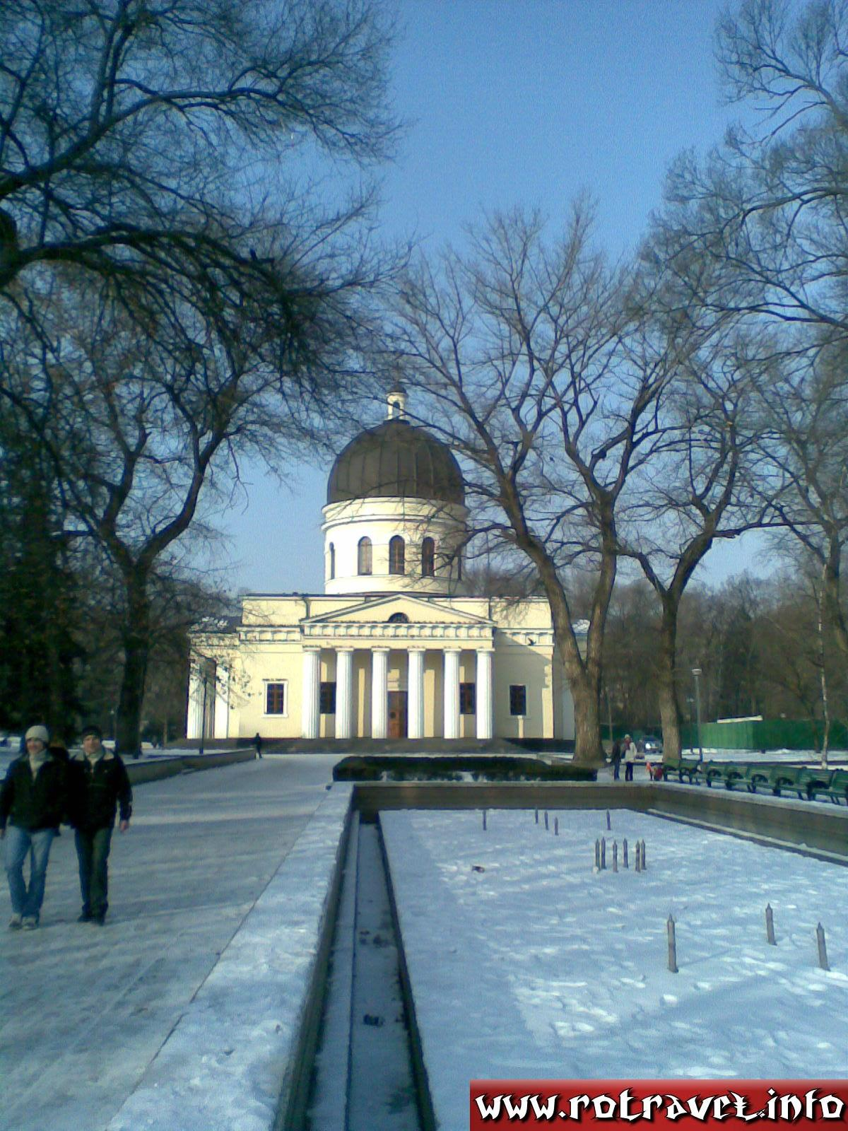 The Chisinau Cathedral