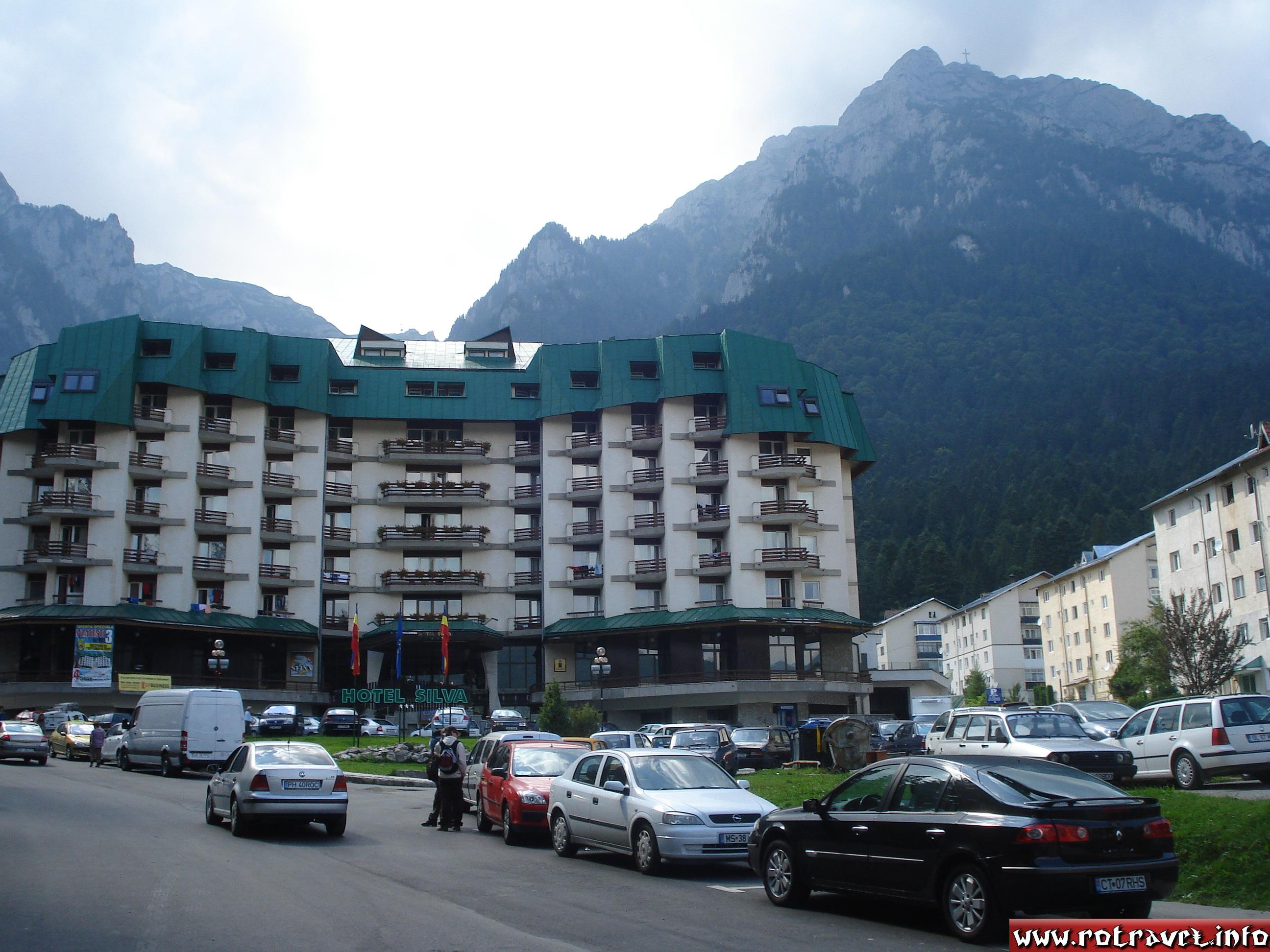 Silva Hotel,a pretty expensive place to spend your vacations..