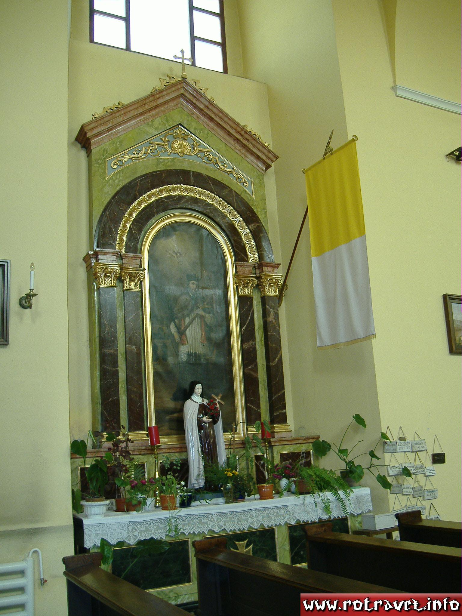 St. Ladislaus church (Catholic)