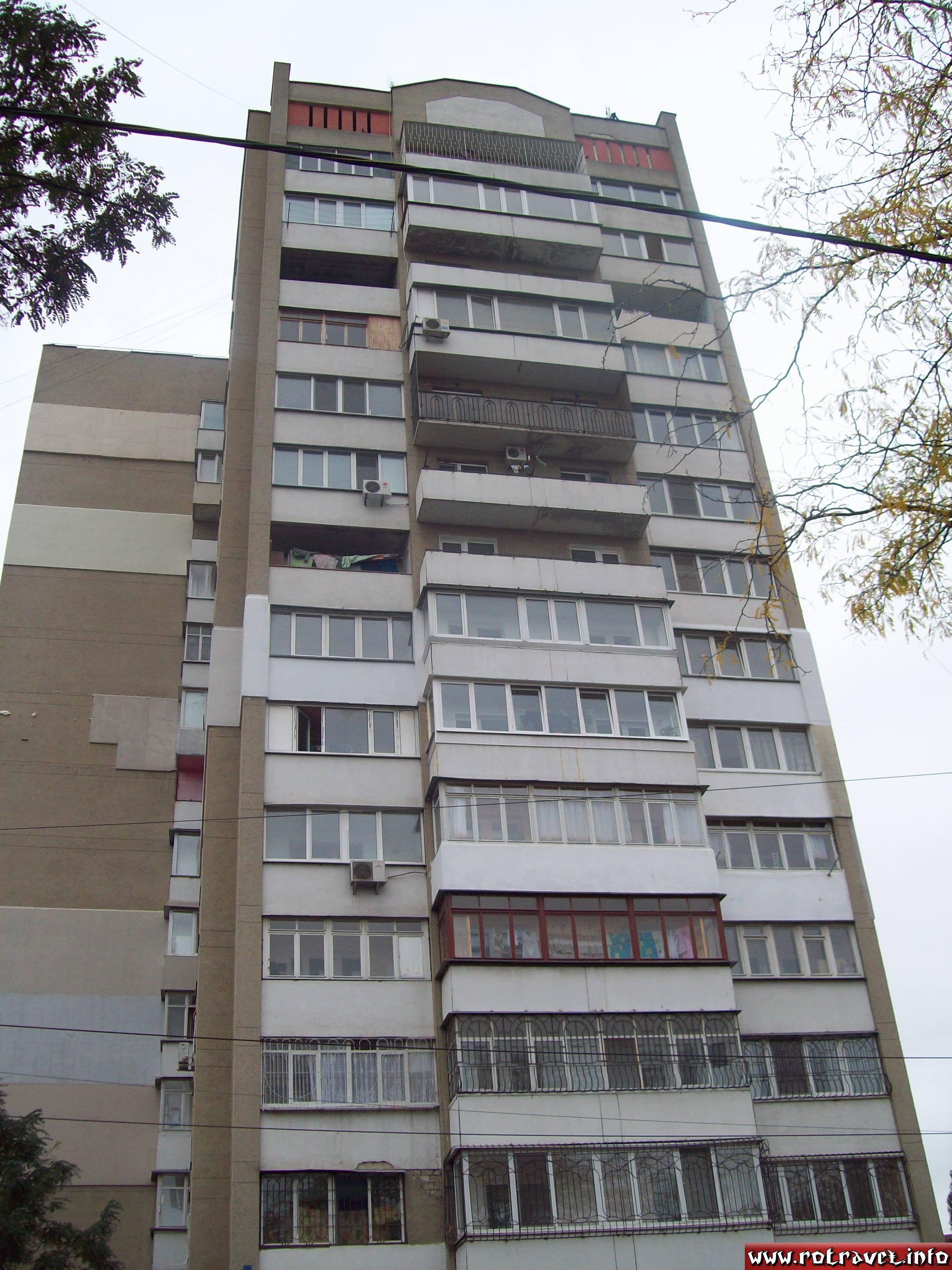 A soviet block