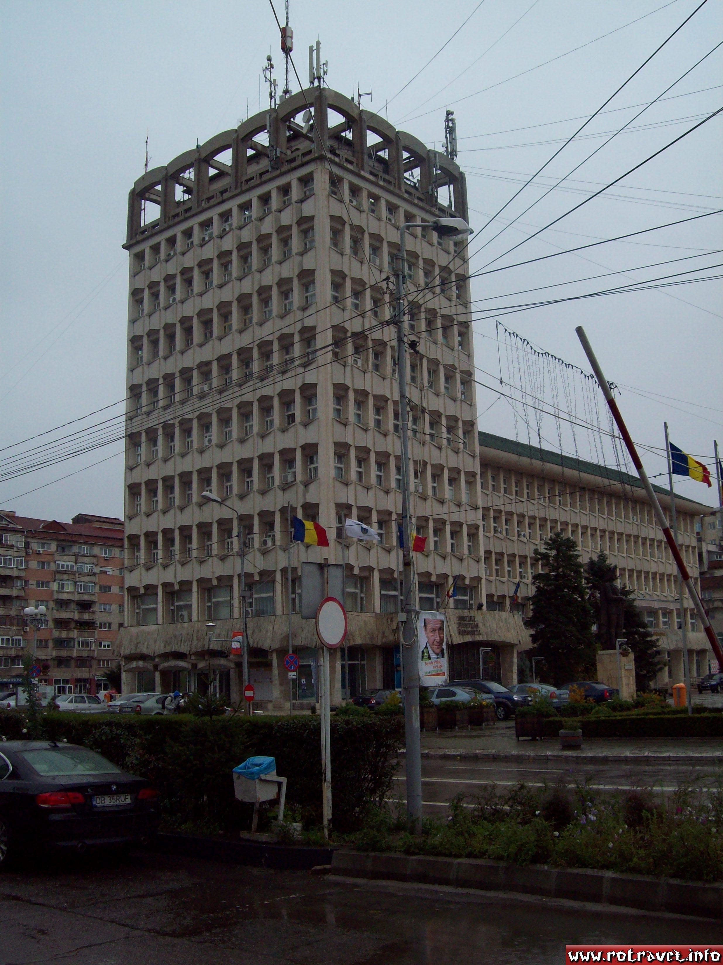 Consiliul Judeţean Dâmboviţa (Dambovita County Council)