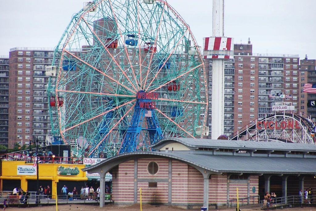 Wonder Wheel Coney island