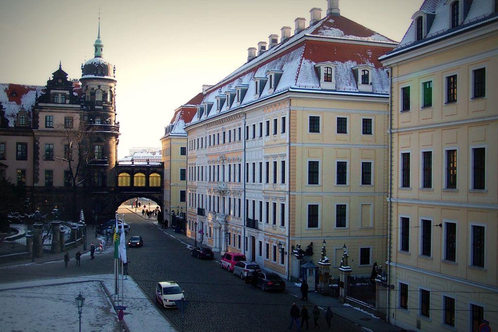 Residenzschloss und Taschenbergpalais Dresden