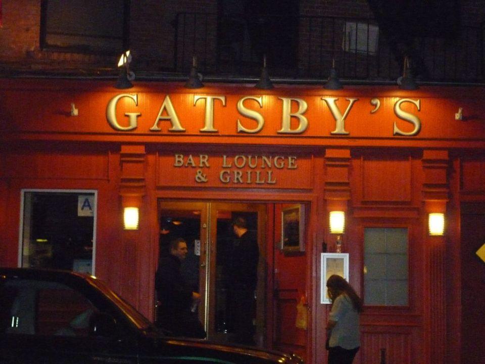 Gatsby`s