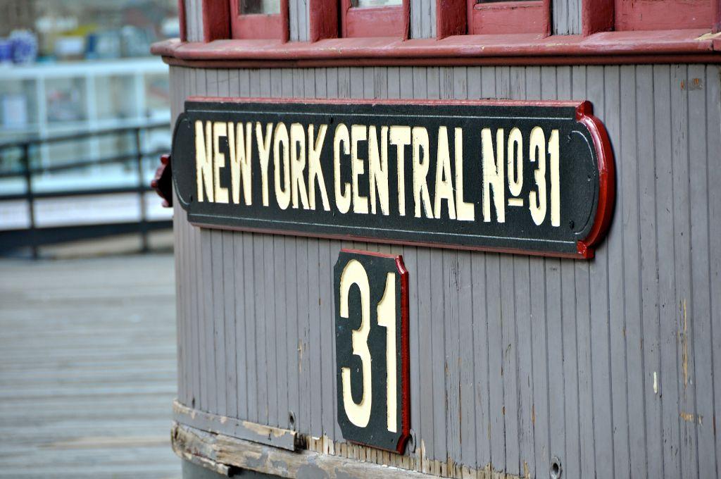 Am Pier 17 New York