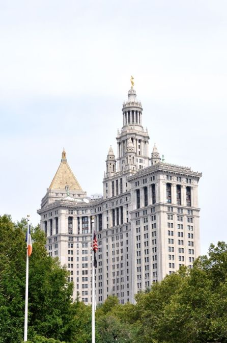 City Hall New York