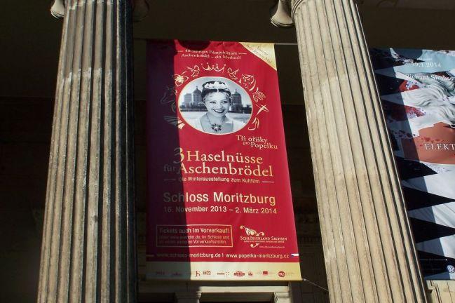 Drei Haselnüsse für Aschenbrödel Ausstellung Moritzburg