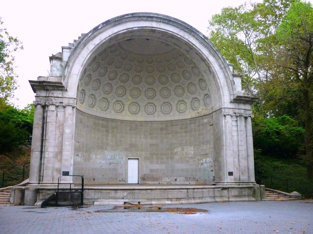 The Bandshell Central Park