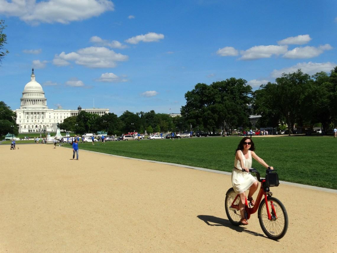 Fahrradtour DC