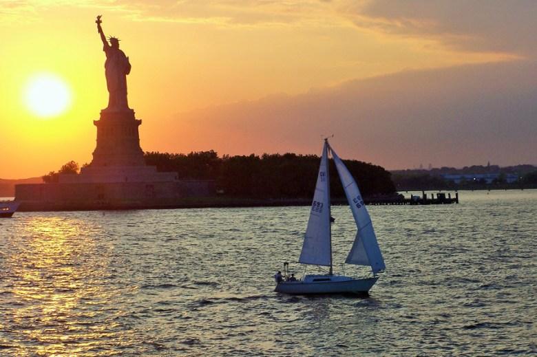 Sunset NYC