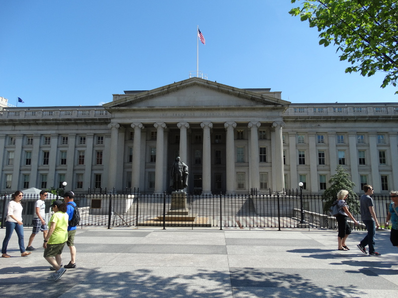Finanzministerium der USA