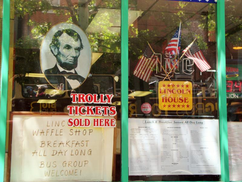 Abraham Lincoln DC