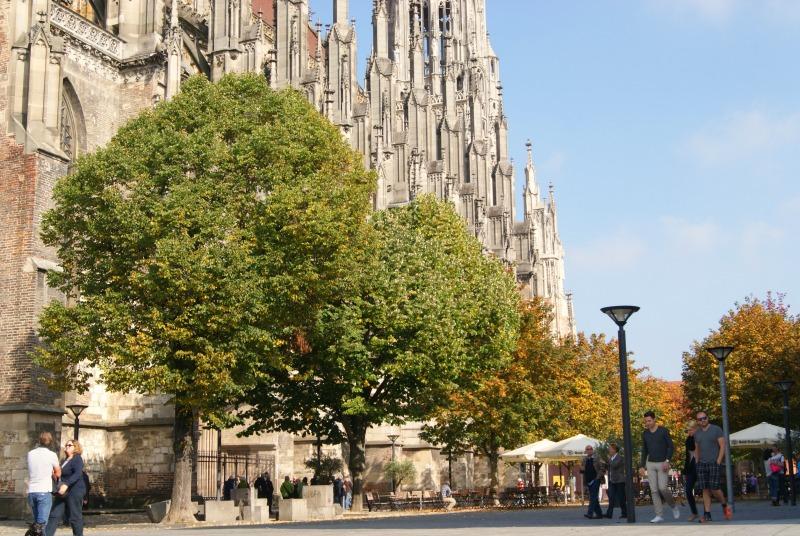 Am Münsterplatz Ulm