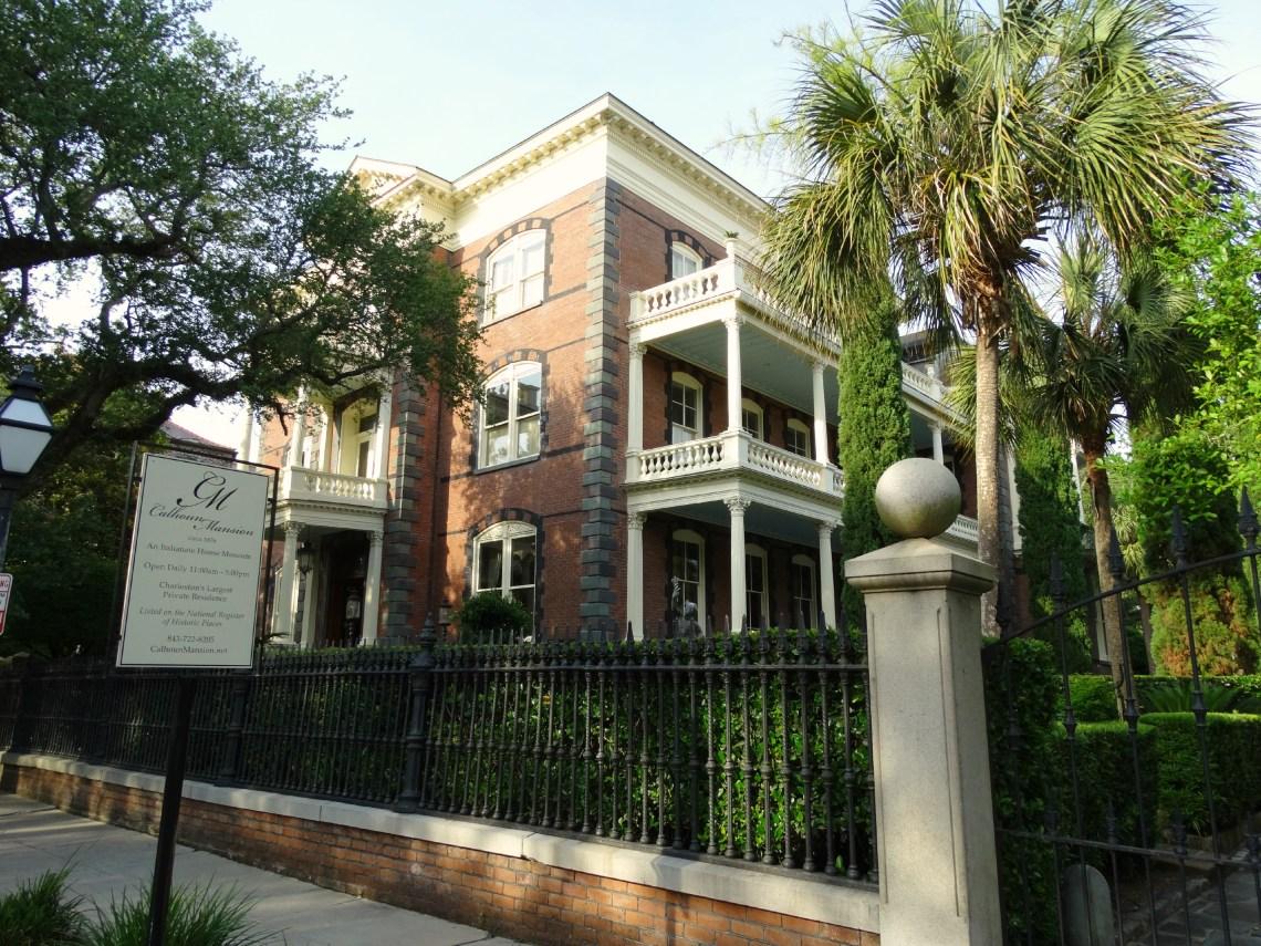 Calhoun Mansion Charleston South Carolina