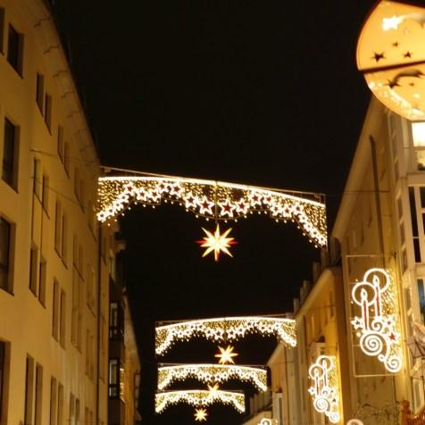 Weihnachtsmarkt Münzgasse