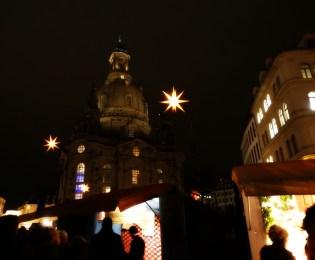 Weihnachtsmarkt an Frauenkirche