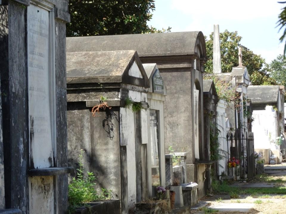 Mausoleen Lafayette Cemetery Nola