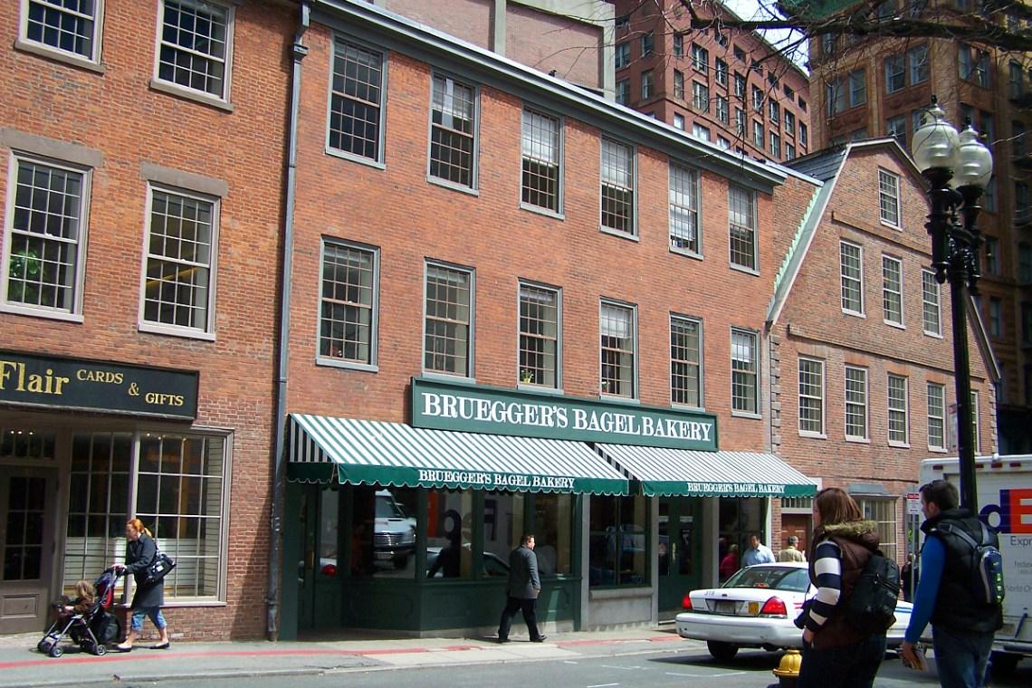 Old Corner Book Store