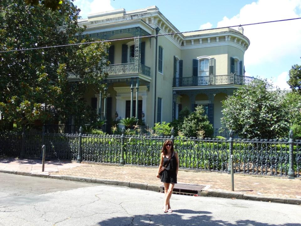 Südstaatenvilla New Orleans