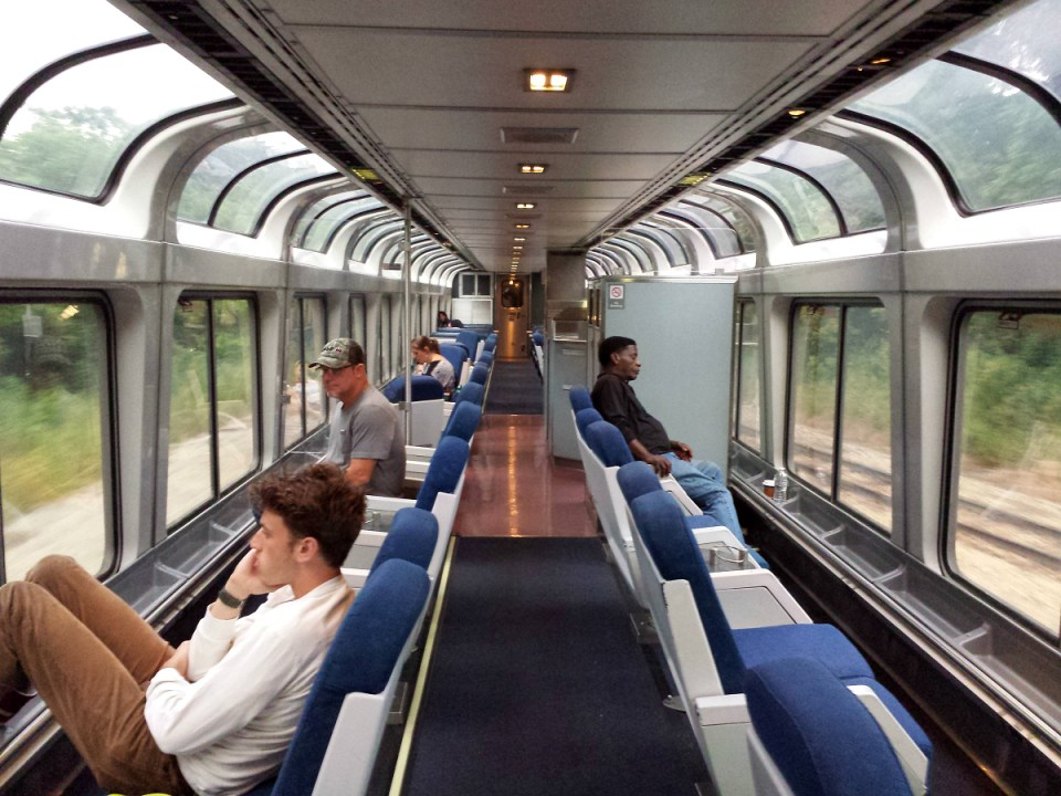 Observation car City of New Orleans-2