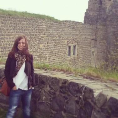 Mai- Auf Burg Stolpen