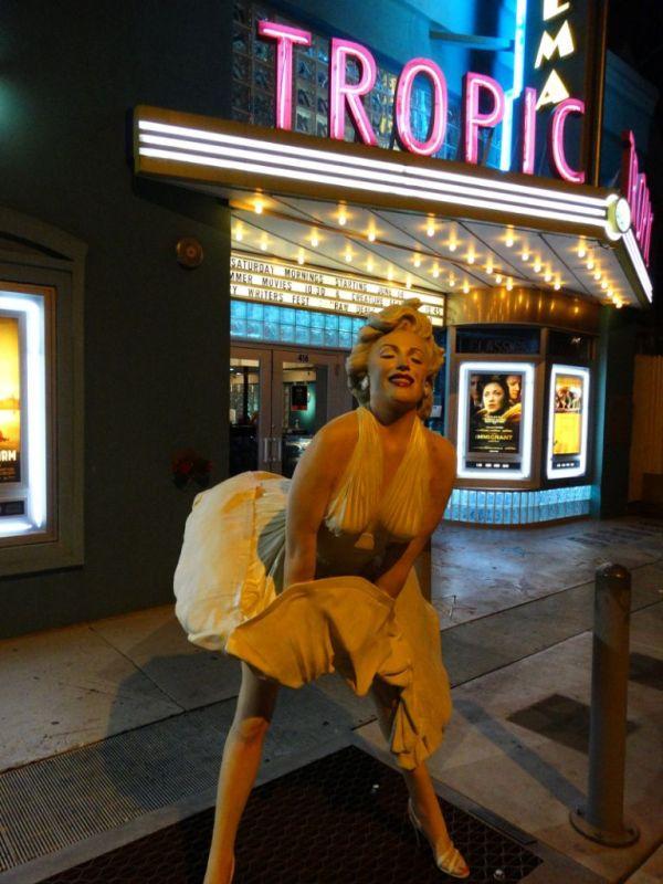 Marilyn Monroe Key West Cinema