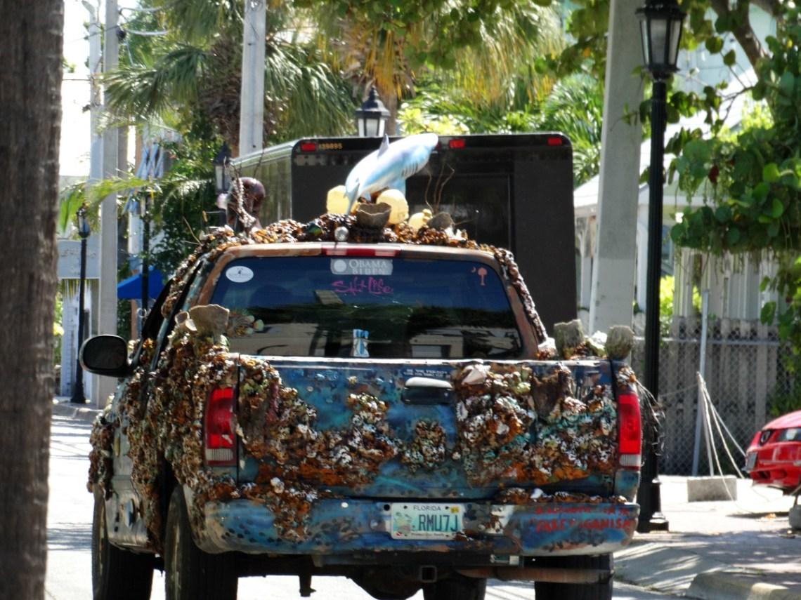 Pickup Truck Key West