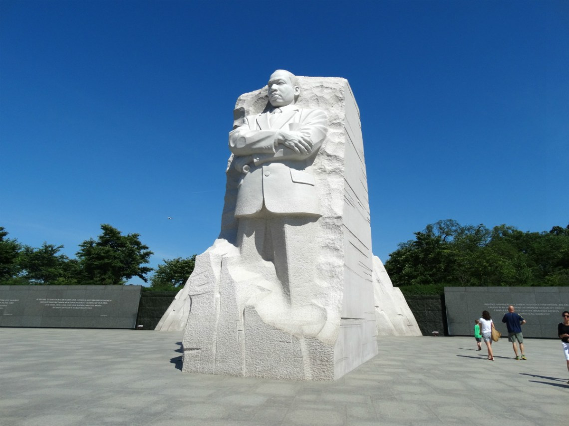 Martin Luther King Memorial