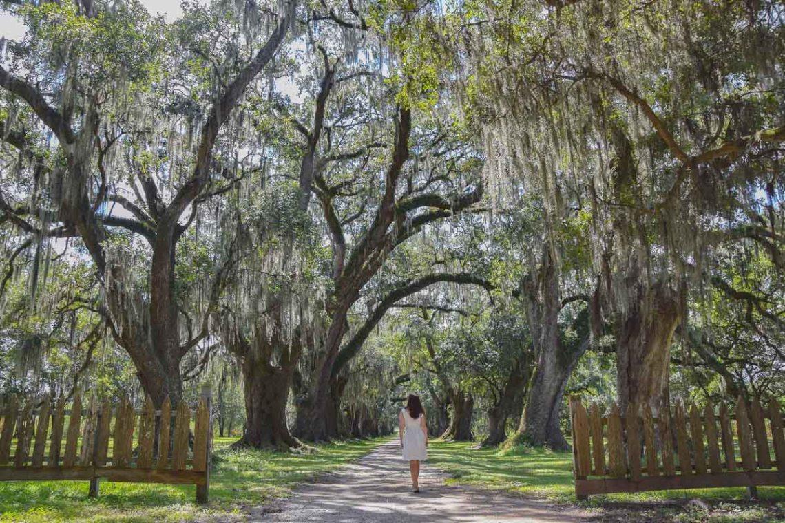 Evergreen Plantation Louisiana Sehenswürdigkeiten