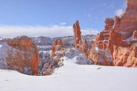 winter bryce canyon